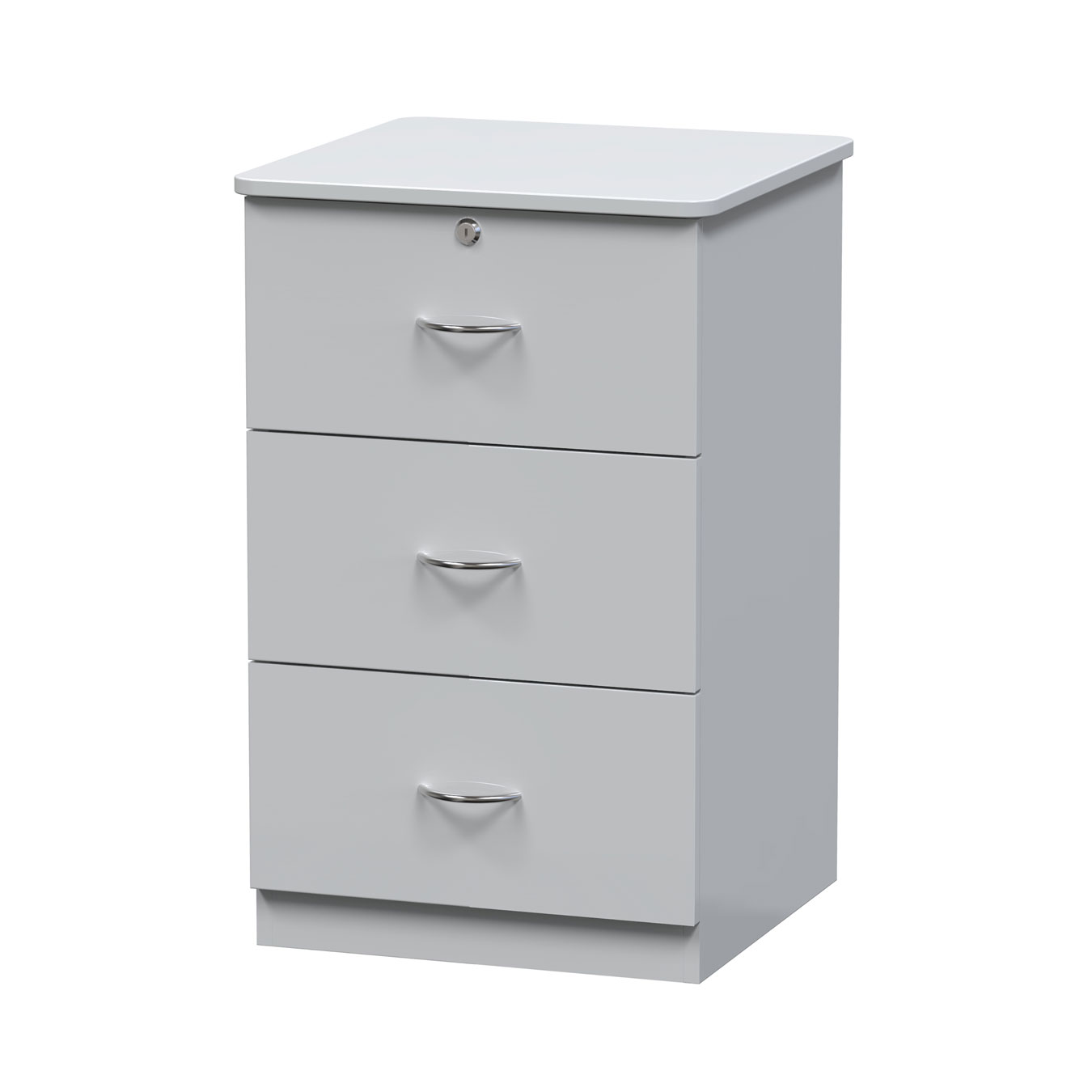 AXBL610-AW_Three-Drawer-Bedside-Locker_Ash-White_1
